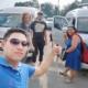 KBV-visa-run-to-penang-safe-driver-take-selfie-with-visa-travellers